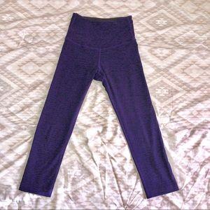 Like New Purple Beyond Yoga Legging size XS